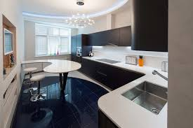 Fitted curve design from Metris Kitchens Second Nature s sister