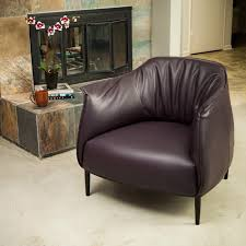 purple accent furniture. Small Italian Leather Purple Accent Chairs Living Room With Black Wood Base And Legs White Furniture W