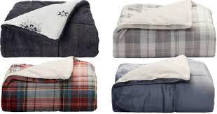 Kohls Throw Blankets Custom Kohl's Cuddl Duds Cozy Soft Throws Only 3232 Regularly 3232