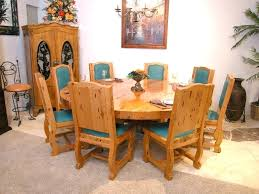 round pine dining table and chairs dining room inch round glass top dining table round pine