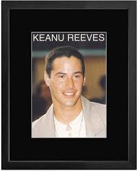 The affable actor heard your prayers, and he answered with a breathtaking act of kindness. Keanu Reeves Young Reeves Smiling Framed Mini Poster 22 8 X 17 8 Cm Amazon De Kuche Haushalt