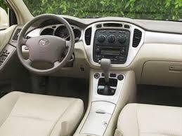 using mid size suv for my dmv road test interior highlander jpg