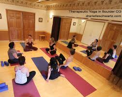 photo of theutic yoga cl in boulder co