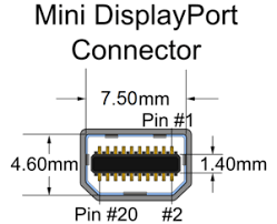 mini displayport mini displayport connector png