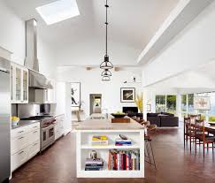 Ranch House Kitchen Modern Ranch House Mark Ashby Design