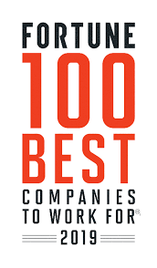 Interesting Jobs List 2019 Fortune 100 Best Companies To Work For