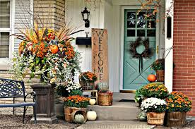 37 Fall Porch Decorating Ideas - Ways to Decorate Your Porch for Fall