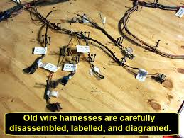 engine wiring harnesses are shipping rennlist porsche Complete Wiring Harness Complete Wiring Harness #70 complete wiring harness kit