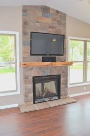 fireplace simple modern wood burning fireplace insert decoration idea luxury amazing simple in interior design