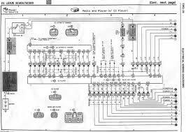 lexus es300 radio wires wiring diagram 1997 Lexus ES300 Fuse Diagram 1997 lexus ls400 radio wiring diagram automotive magazine special lexus es300 parts lexus es300 radio wires