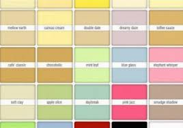 Maaco Paint Color Chart 45 Specific Macco Paint Colors Chart