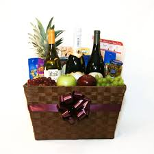 delightful all in one gift basket