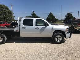 2008 Chevrolet Silverado 3500 HD 4x4 Crewcab Flatbed Duramax for ...