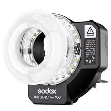 <b>Godox AR400</b> — Автономная Кольцевая <b>Вспышка</b> Witstro ...