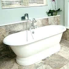 60 inch freestanding tub tubs designer collection