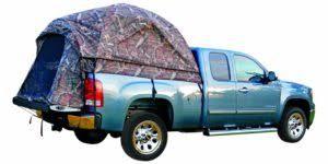 Our review on Napier Outdoors Sportz Camo Truck Tent