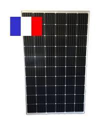 <b>Panneau solaire</b> VMH 24V <b>300W monocristallin</b> - SELLANDE
