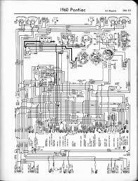 pontiac wiring 1957 1965 1960 pontiac wiring