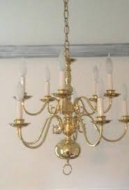 re old chandelier transform an outdated brass