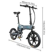 <b>ONEBOT</b>(<b>S6</b>)<b>Electric</b> Folding Bicycle Collapsible Frame Electric ...