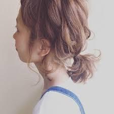 アレンジと言えばポニーテール超簡単なポニーテールのおすすめヘア