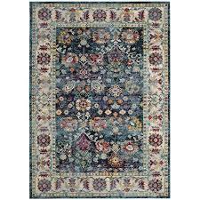 navy blue rug 8x10 farmhouse simple navy blue rug 8x10 for safavieh savannah vintage bohemian polyester navy blue rug 8x10