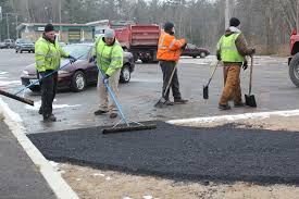 Pavement Laid For Pathway Project Ogemaw County Herald