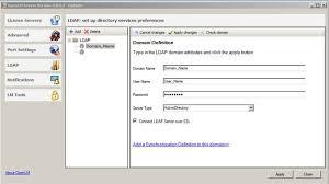 Directory Service E G Active Directory Ldap Synchronization