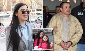 El Chapo's wife opens up about falling in love with him when she was 17