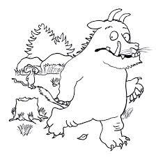 Gruffalo Drawing At Getdrawingscom Free For Personal Use Gruffalo