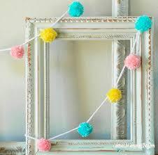 how to make yarn pom poms i should be