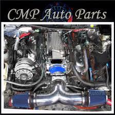 BLUE 1994-1995 96 CHEVY IMPALA SS CAPRICE 4.3L 5.7L V8 DUAL AIR ...