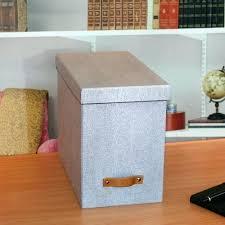 Box Files Decorative Hanging File Box Decorative Office File And Portable Storage Box 50