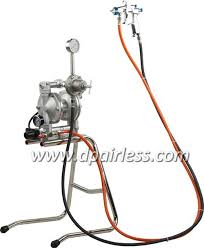 paint sprayer for furnitureDPK17 Double Diaphragm Pump with W101 Spray Gun for Automotive