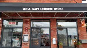 Southern Kitchen Foodie Friday Nashville Hot Chicken At Carla Halls Southern