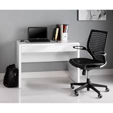 osaka modern curved gloss white laptop computer desks