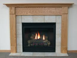 gas fireplace mantels with tv above mantel design ideas height