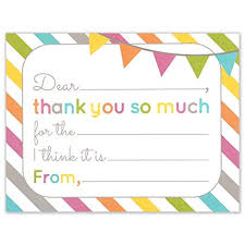 Blank Thank You Notes Picture Thank You Cards Magdalene Project Org