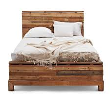 Verge Reclaimed Wood Bed Neato House Ideas And Barn Bedroom Furniture  Picture