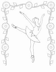 Ballet Birthday Ballet Co Oring Ballet Party Ballet Coloring Pages