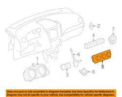 Details About Chevrolet Gm Oem Climate Control Unit Temperature Fan Heater A C 23111247
