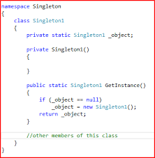 Singleton Pattern C Classy Ways To Singleton In C Pravin Chandankhede