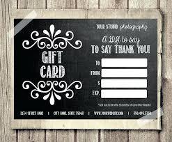 Custom Gift Certificate Templates Free Gift Card Printable Digital Certificate Template Best