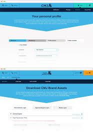 Cmj Designs Cmj Website Design In Sketch Matt Cartmell
