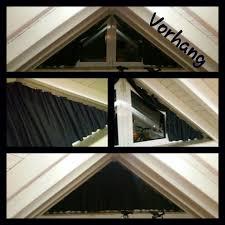 Da Es Einen Vorhang Für Ein Dreiecksfenster Nicht Zu Kaufen Gibt