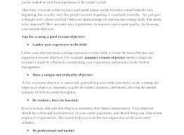 Job Resume Objective Examples The Best Resume Objective Sample Ideas ...