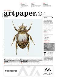 Bee Designs Malta Il Artpaper Issue 6 By Artpaper Issuu