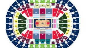 Caps Arena Seating Chart 52 Genuine Washington Capitals Arena Map