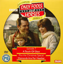 dvd only fools and horses series 2 episode 7 a touch of glass the irish sun ireland