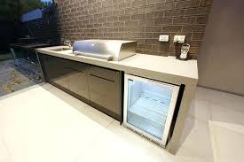 modern outdoor kitchen and fireplace design designs